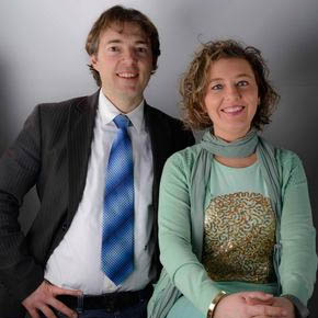 Gina en Andy Verhoonhove